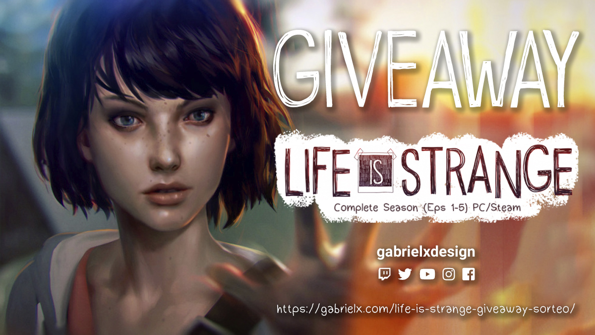 Life is Strange Giveaway