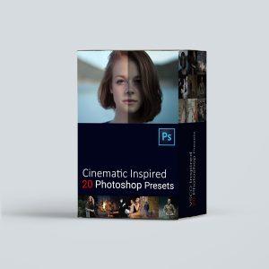 photoshop cinematic preset